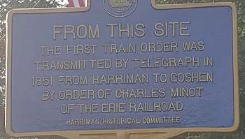 First RR Telegraph
